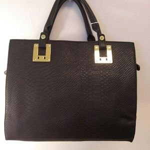 Vintage Leather Steve Madden handbag